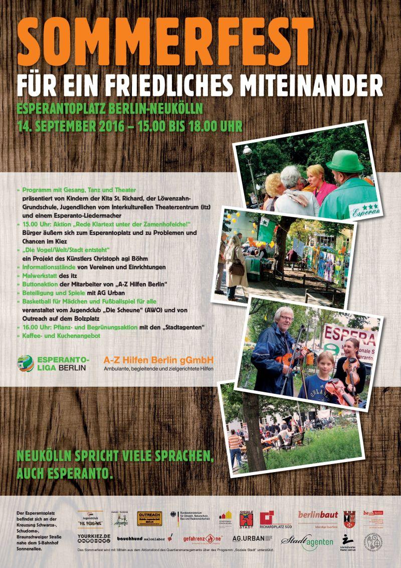 Sommerfest eoplatz 2016eta