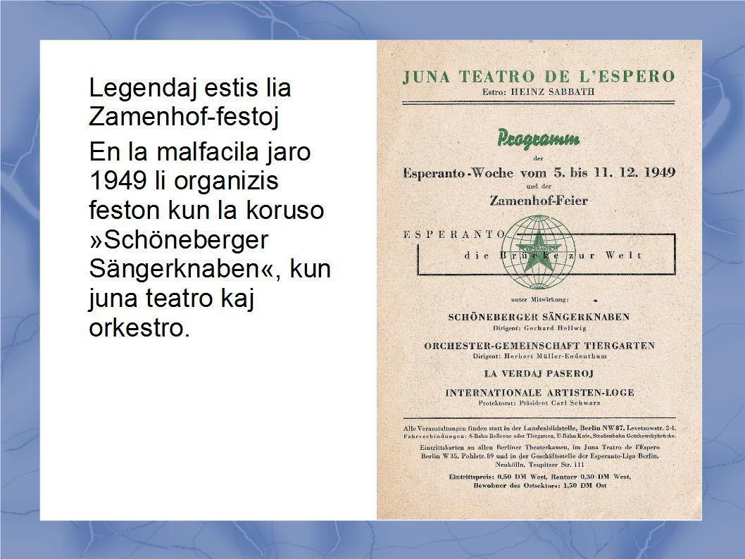 zamenhof-fest