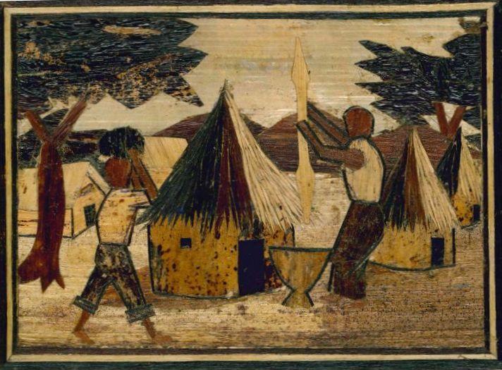 Kunst Honore Kongo