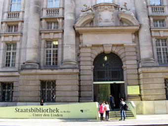 Staatsbibliothek Berlin b