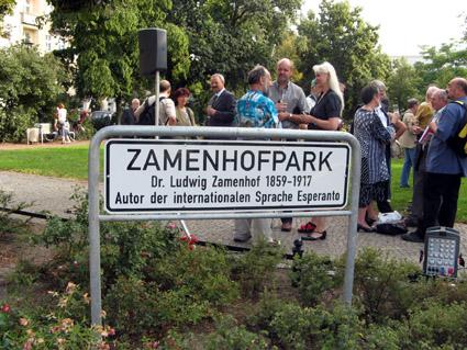 jl 9 2 22 zamenhofpark namensgebung 2009 5 k
